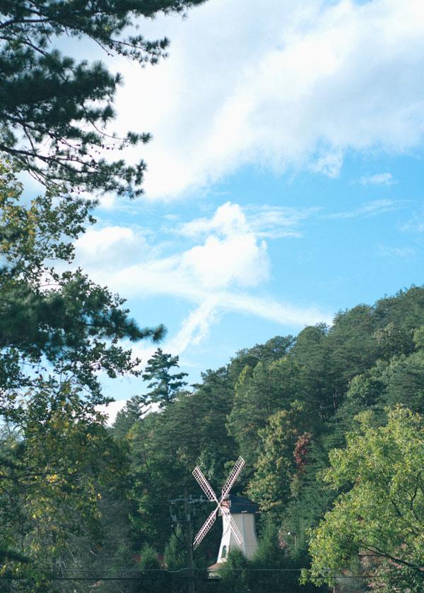 Windmill in Helen Ga