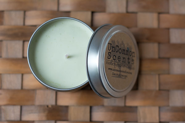 Uncommon Scents - Handcrafted Candles Decatur