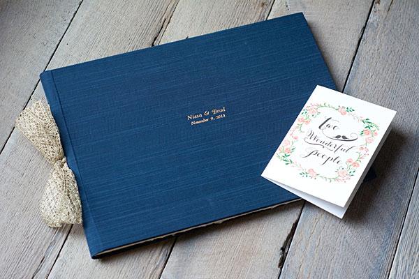 One Year Anniversary Gift - Paper