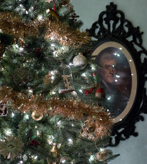 Thomas Jefferson & Our Christmas Tree
