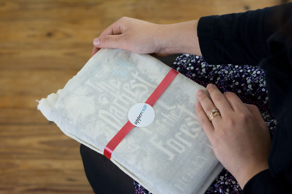 Uppercase, a young adult book subscription box company