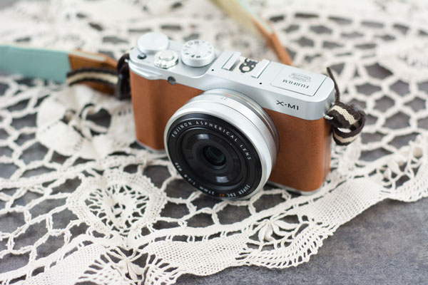 A photographer's camera recommendation for bloggers - Fujifilm X-M1