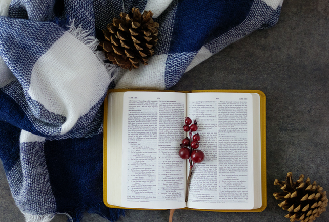 Winter Bible Reading