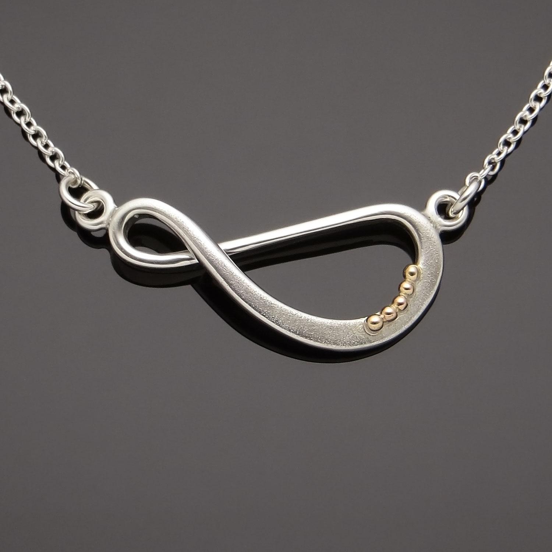 #500-5 Infinity Pendant