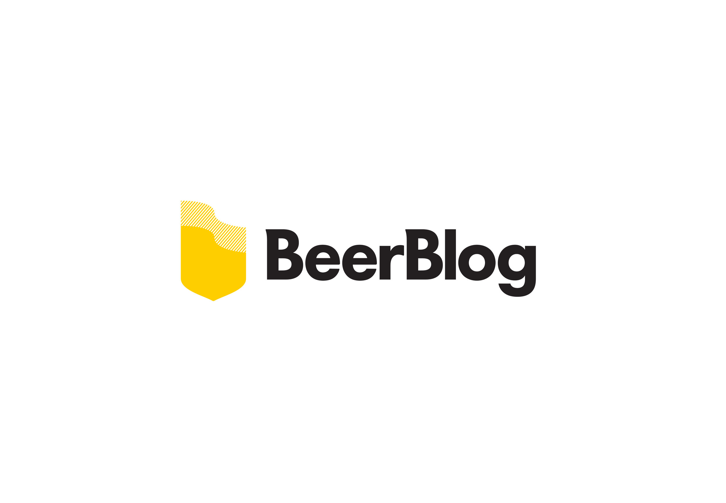Branding for a craft beer blog concept