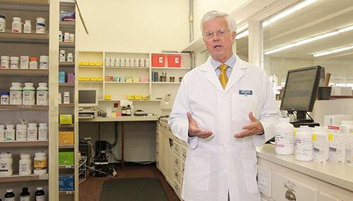 QS/1 - Pharmacist Interviews