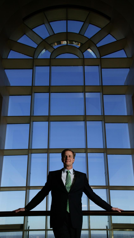 Tom Wurtz (2006), CFO of Wachovia Bank