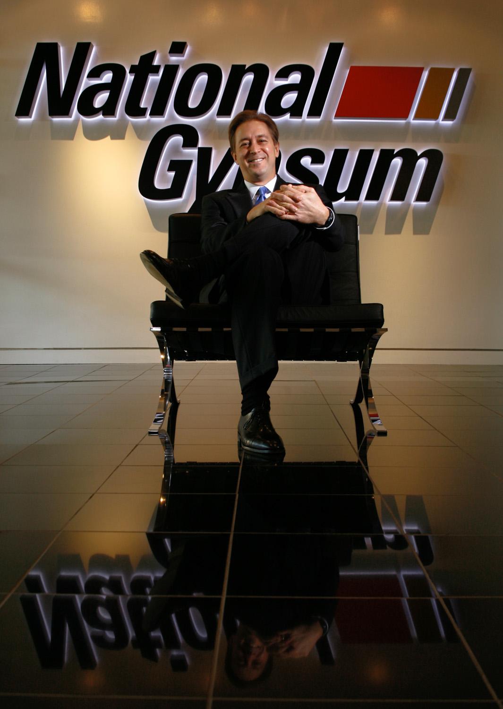 Thomas Nelson (2006), Chairman, President & CEO of National Gypsum