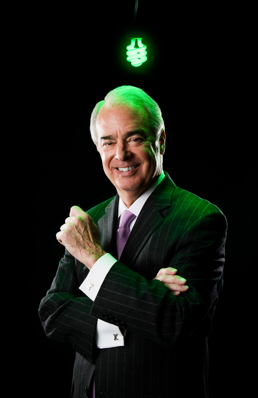 Jim Rodgers (2007), CEO of Duke Energy