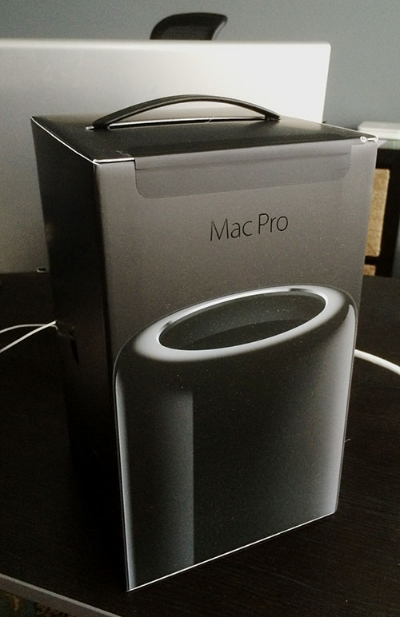 the box our new mac pro came in last week.