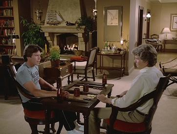 So this is what two single attractive gay men did at night during the 80s