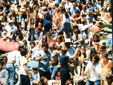 "Let's play, ""Where's Fallon"" circa 1969."