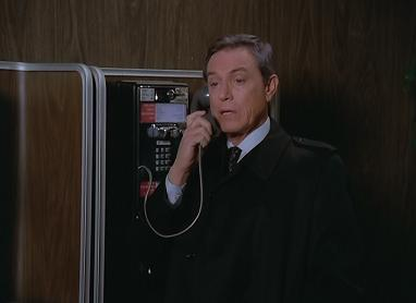 You can't blackmail without a pay phone