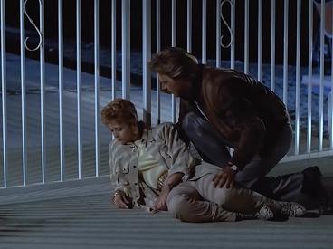 Really, the aliens left Fallon here!