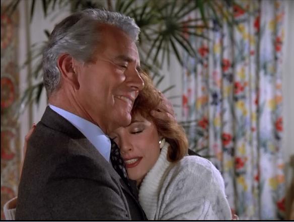 A familiar scene, even if it isn't Pamela Sue Martin