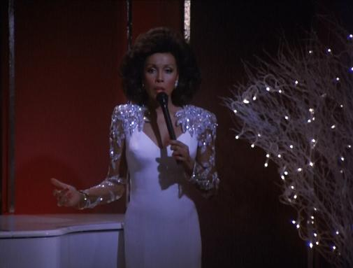 You own half of Denver Carrington, do you still need to sing!