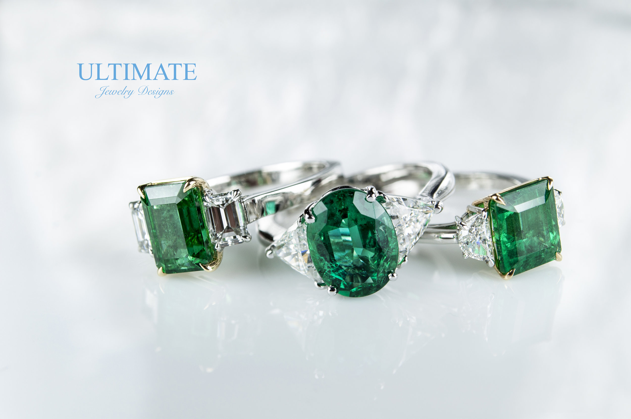 Ultimate Jewelry Designs product photography project