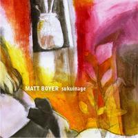 "Matt Boyer ""Sukuinage"" 2004"