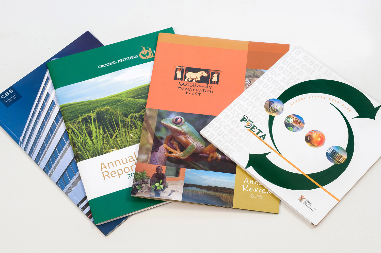 Lithographic Annual Reports Printers