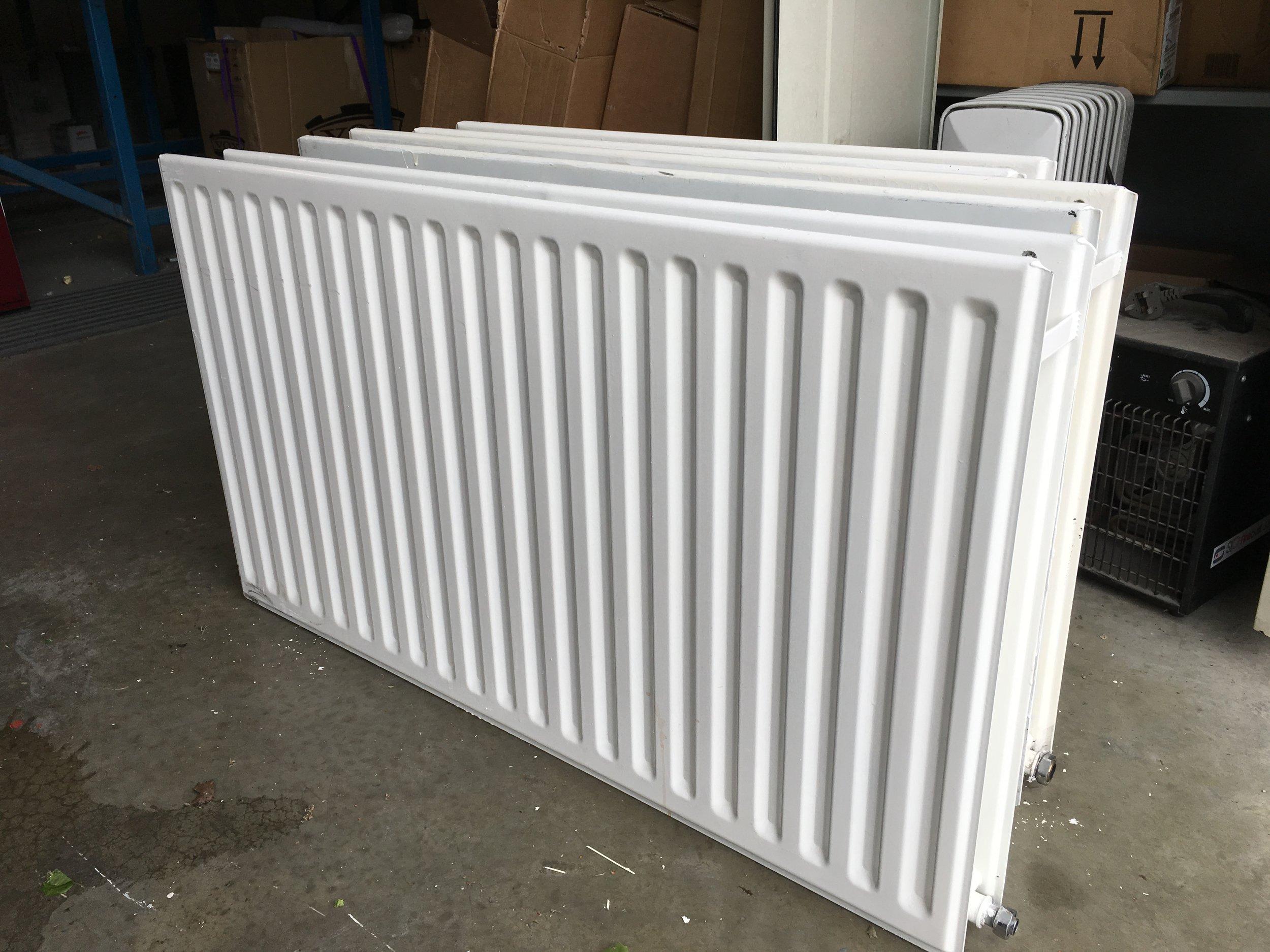 Saved a fortune refurbishing these radiators