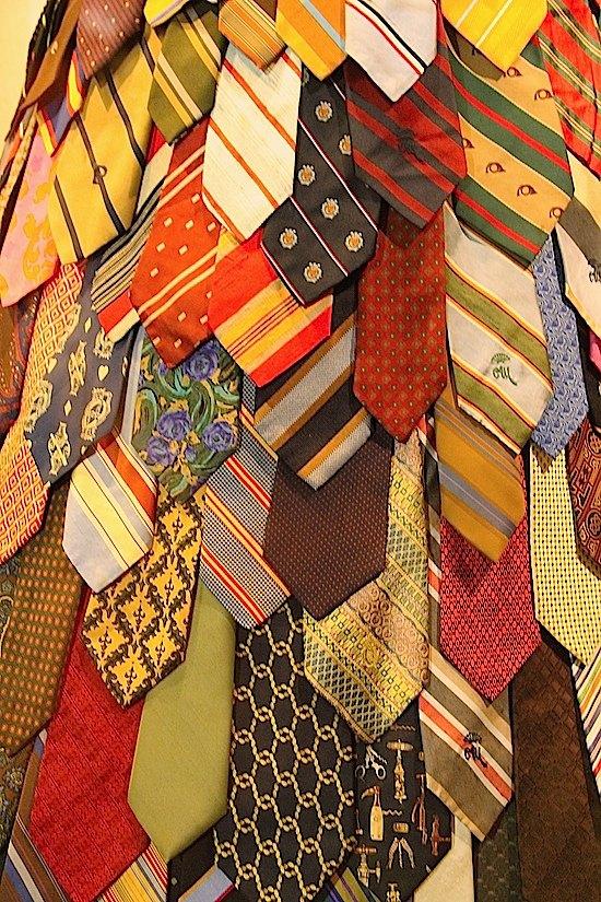 a Mosaic of ties