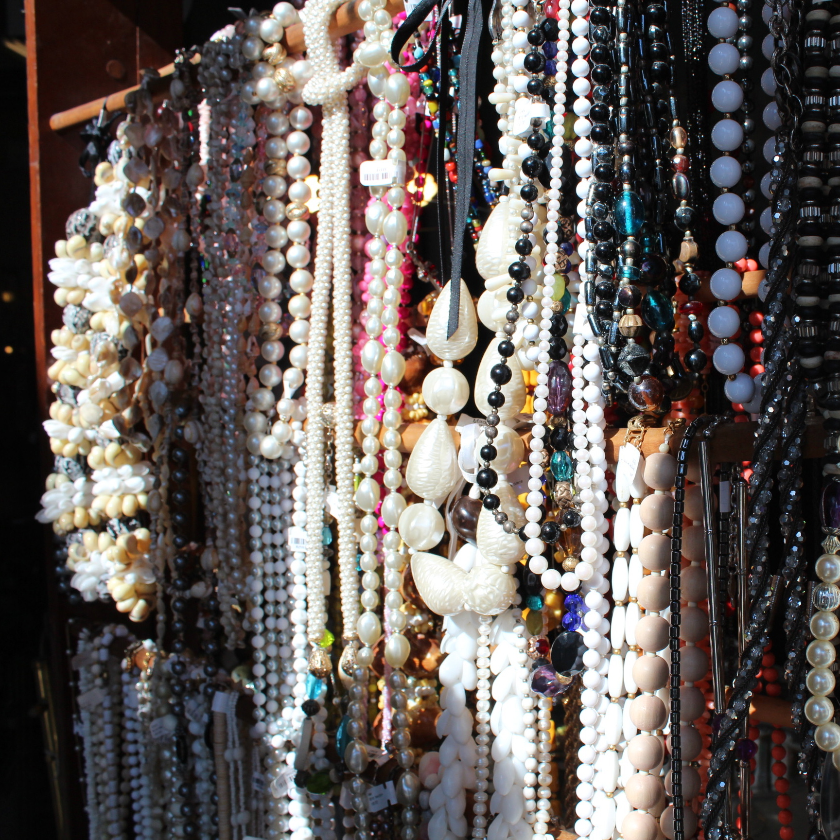 The Pearls Section