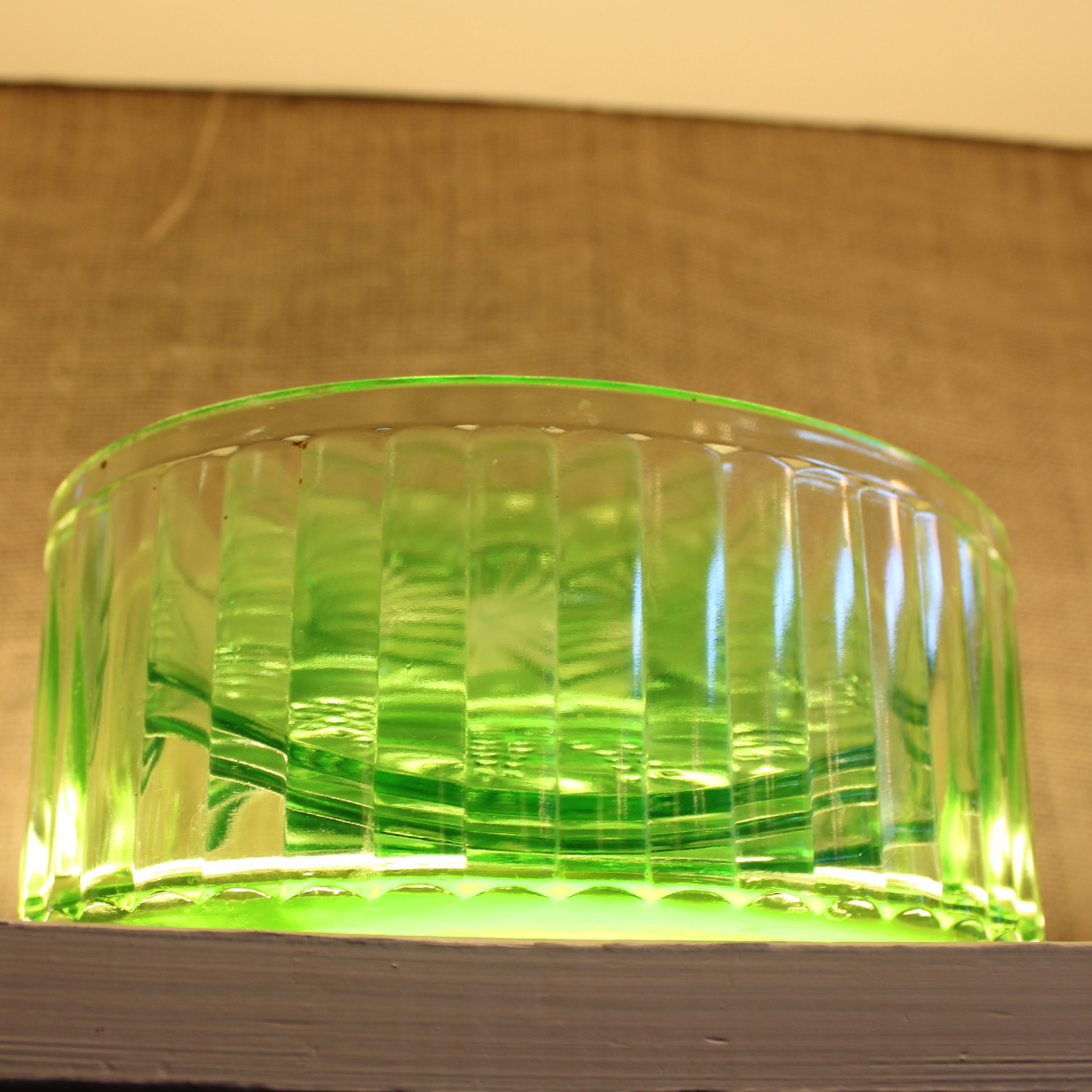 Illuminated Glassware