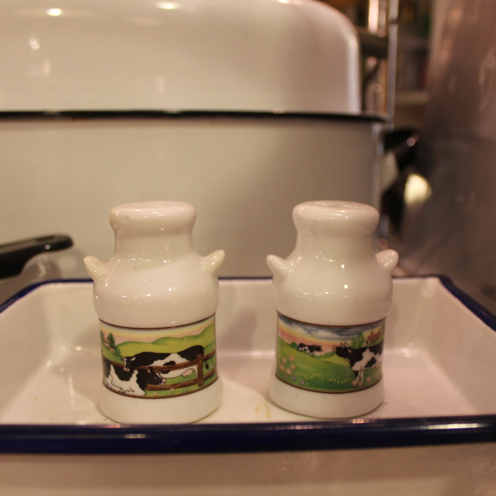 Cute Salt & Pepper Shakers