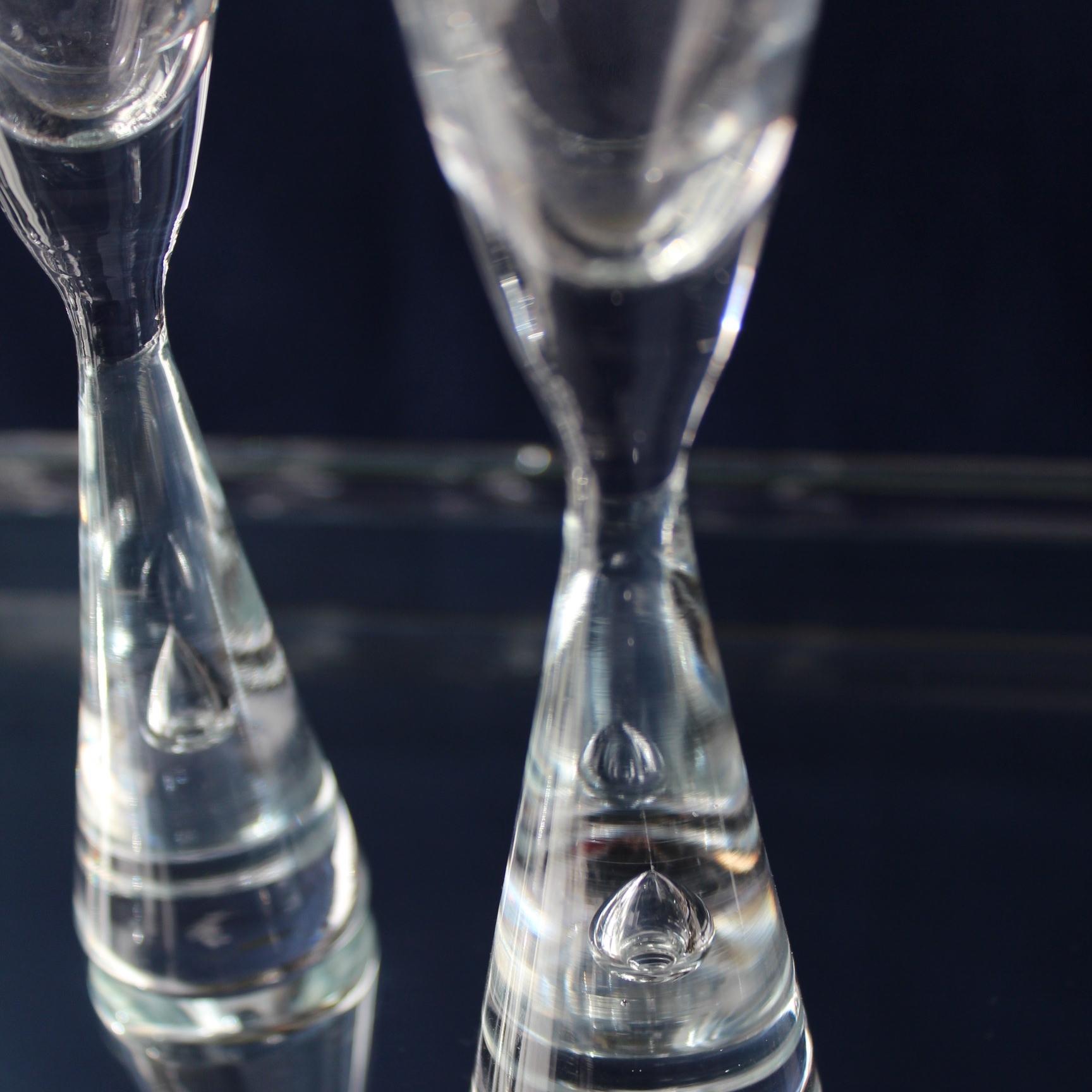 Holmegaard Cordial Glasses