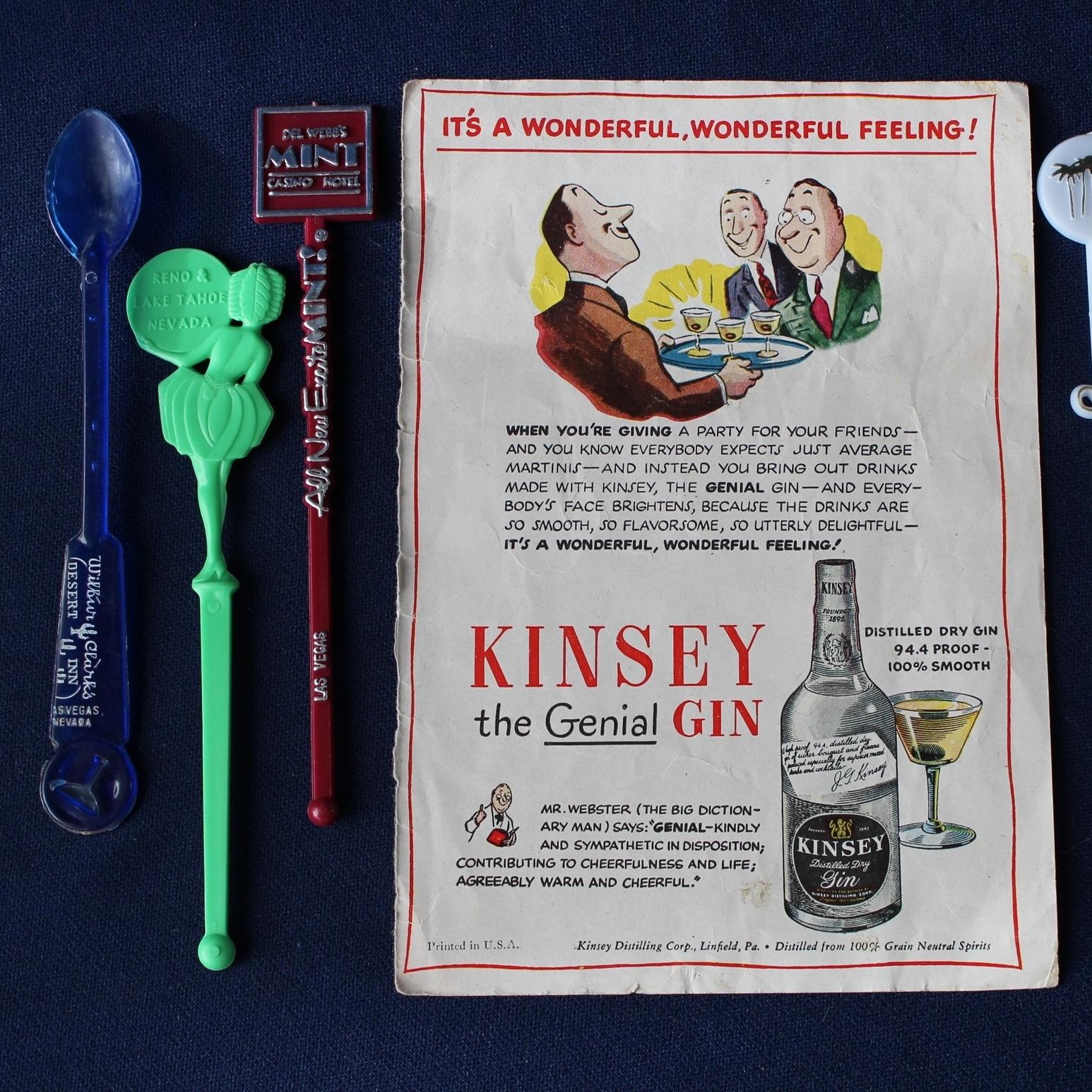 Kinsey Gin