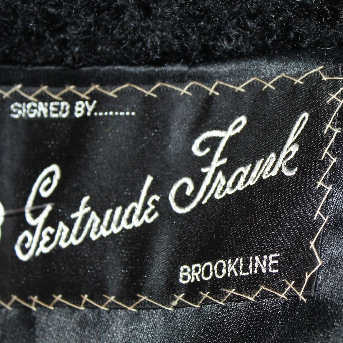 Gertrude Frank
