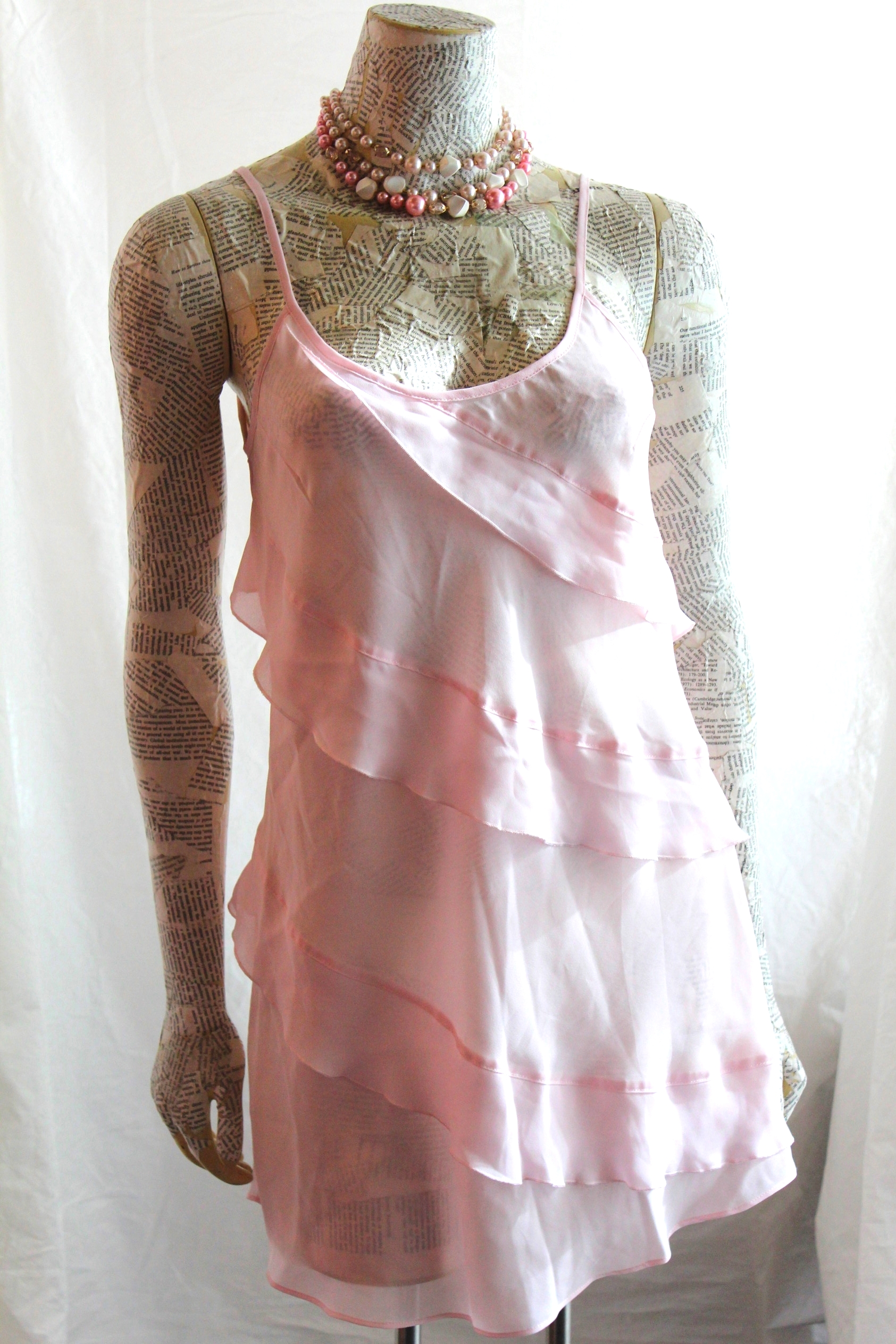 Frilly Pink Nightie