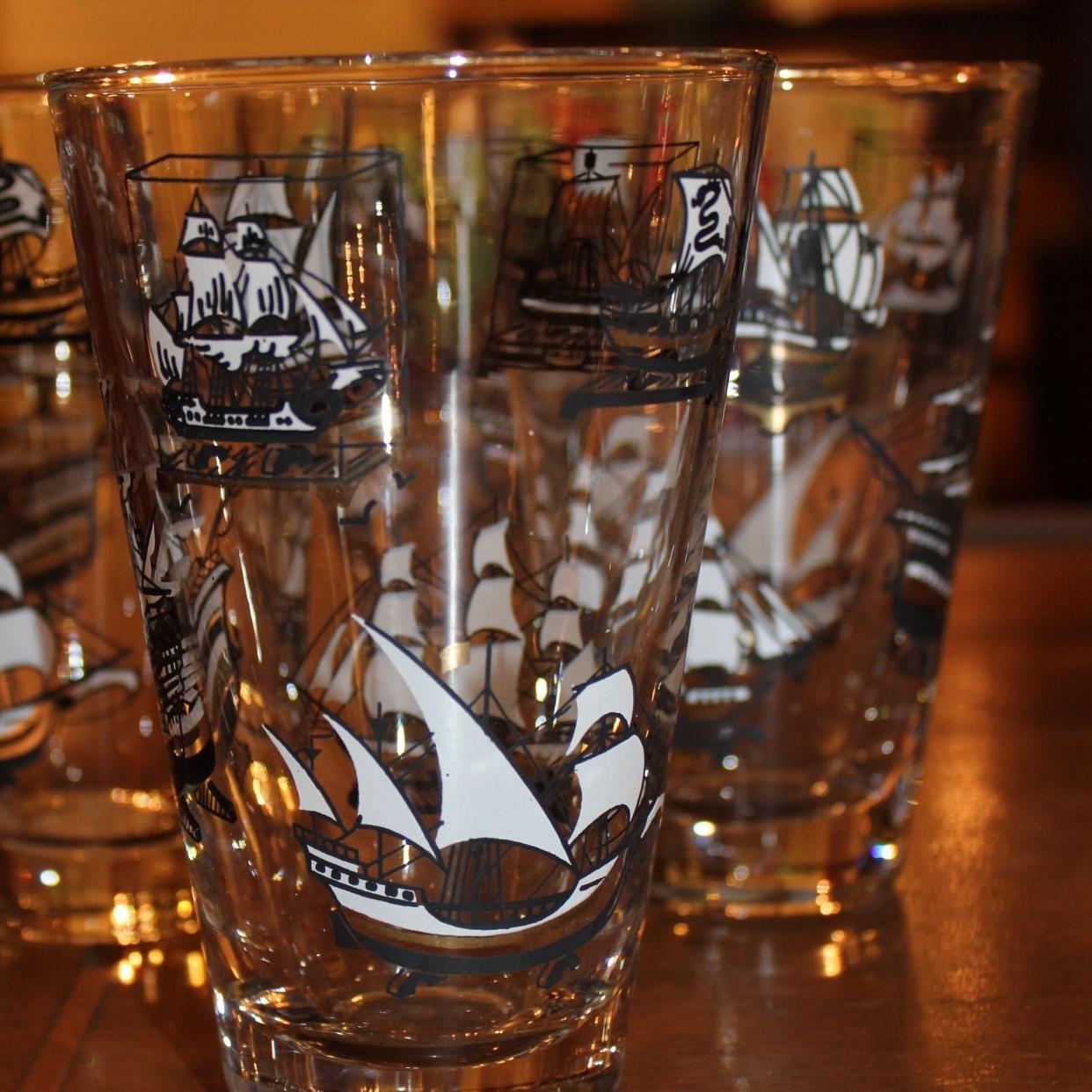 Ship Glasses