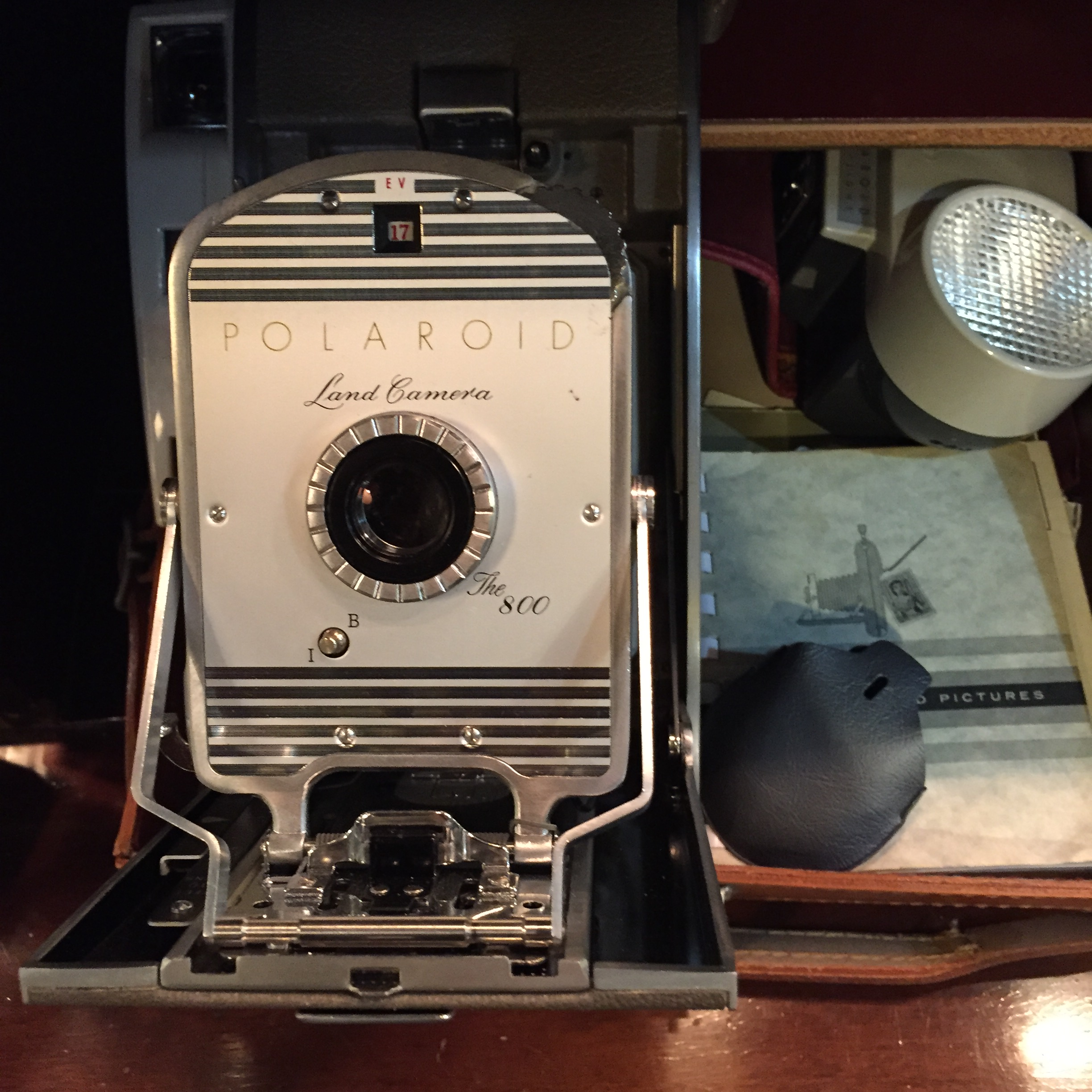 Capture the memories on a Vintage Camera