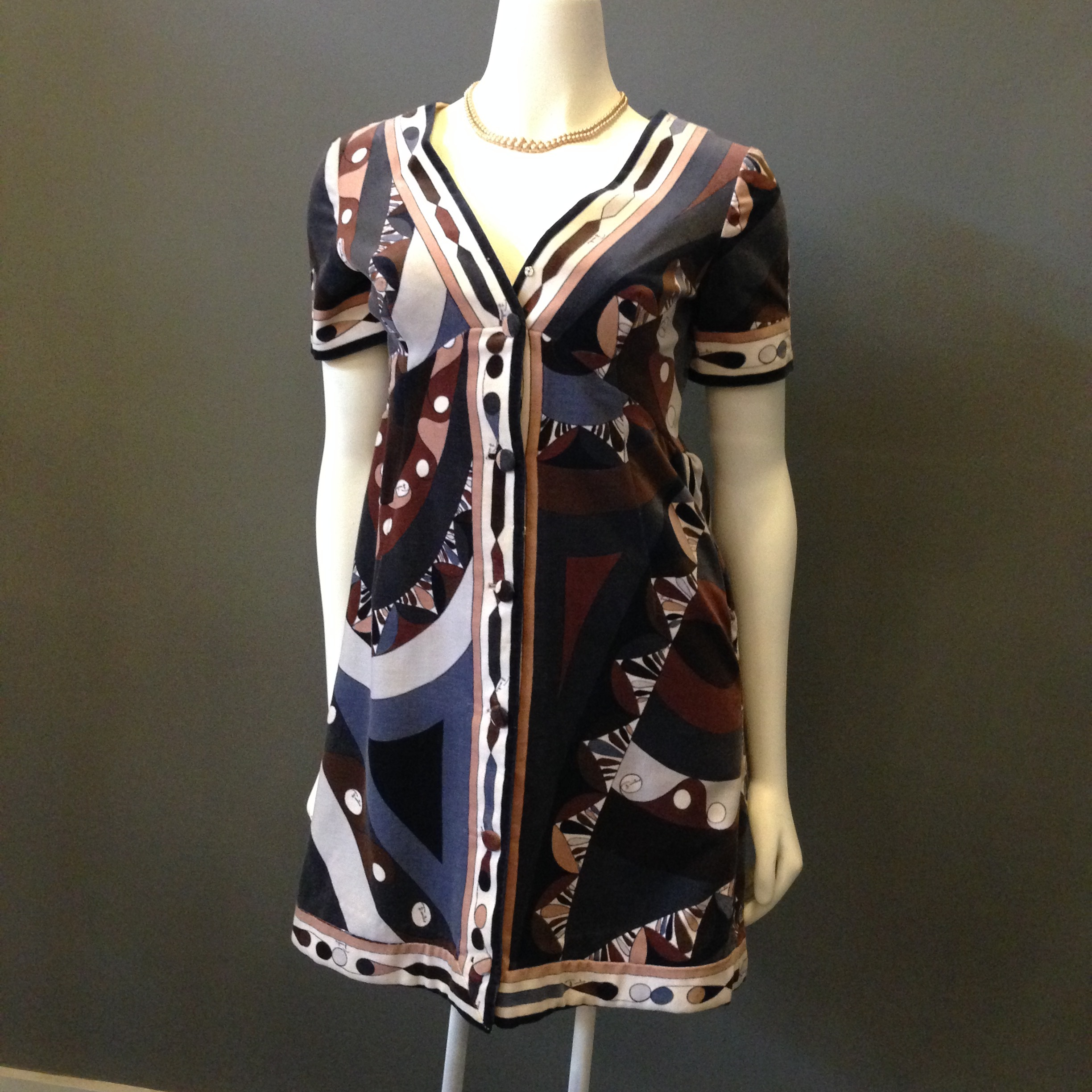 Pucci Mini Dress