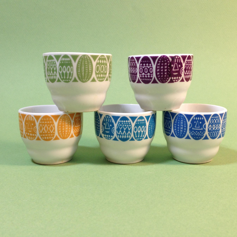 Arabia Kauna Egg Cups