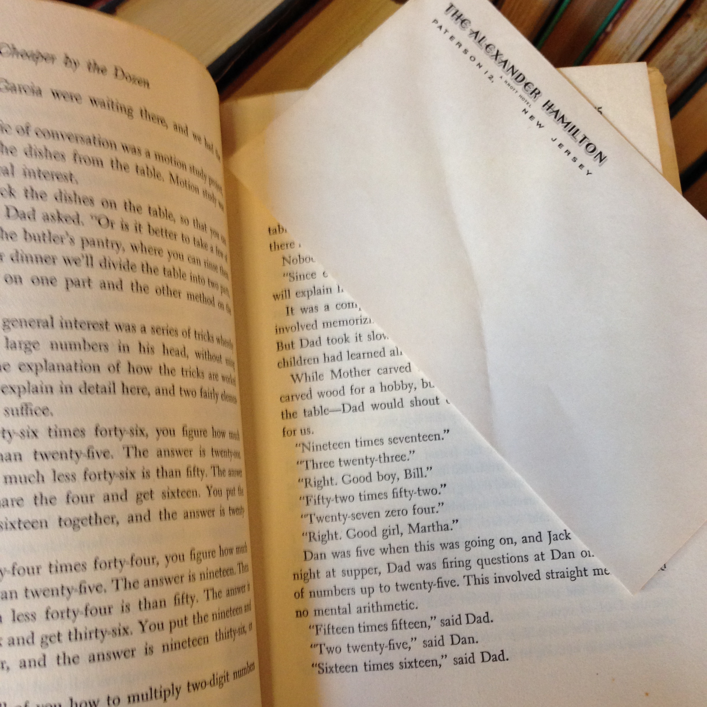 Hidden Bookmark Treasures