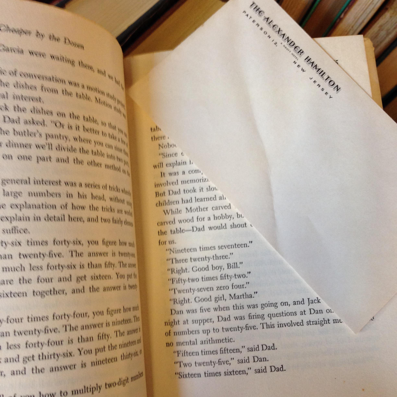Hidden Bookmark Treasures