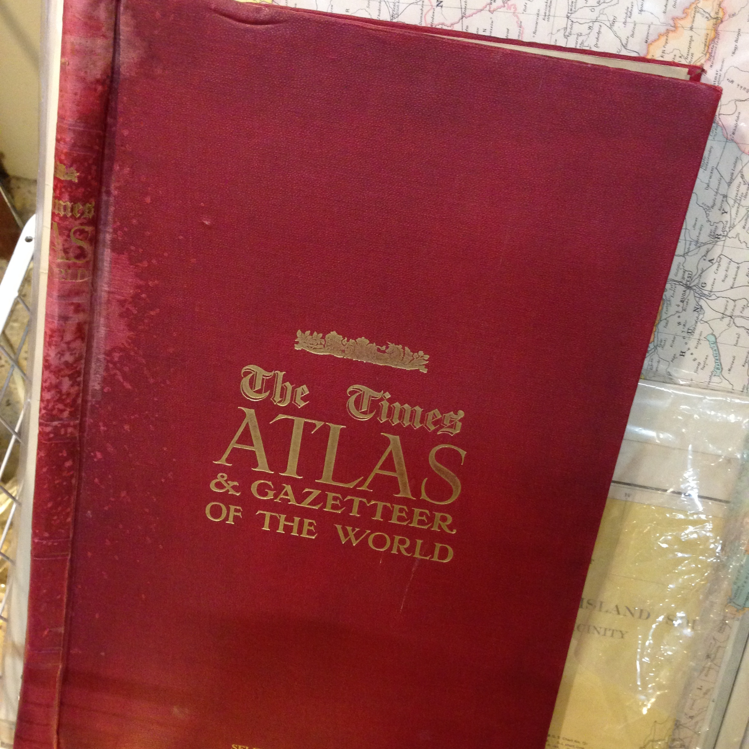 Antique Times Atlas