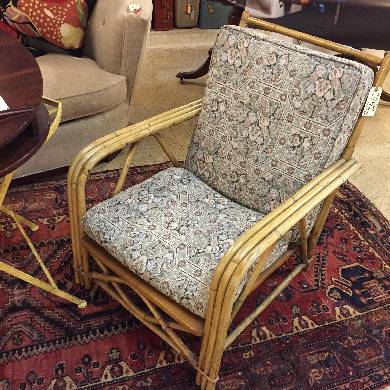 Ficks Reed Bamboo Chair