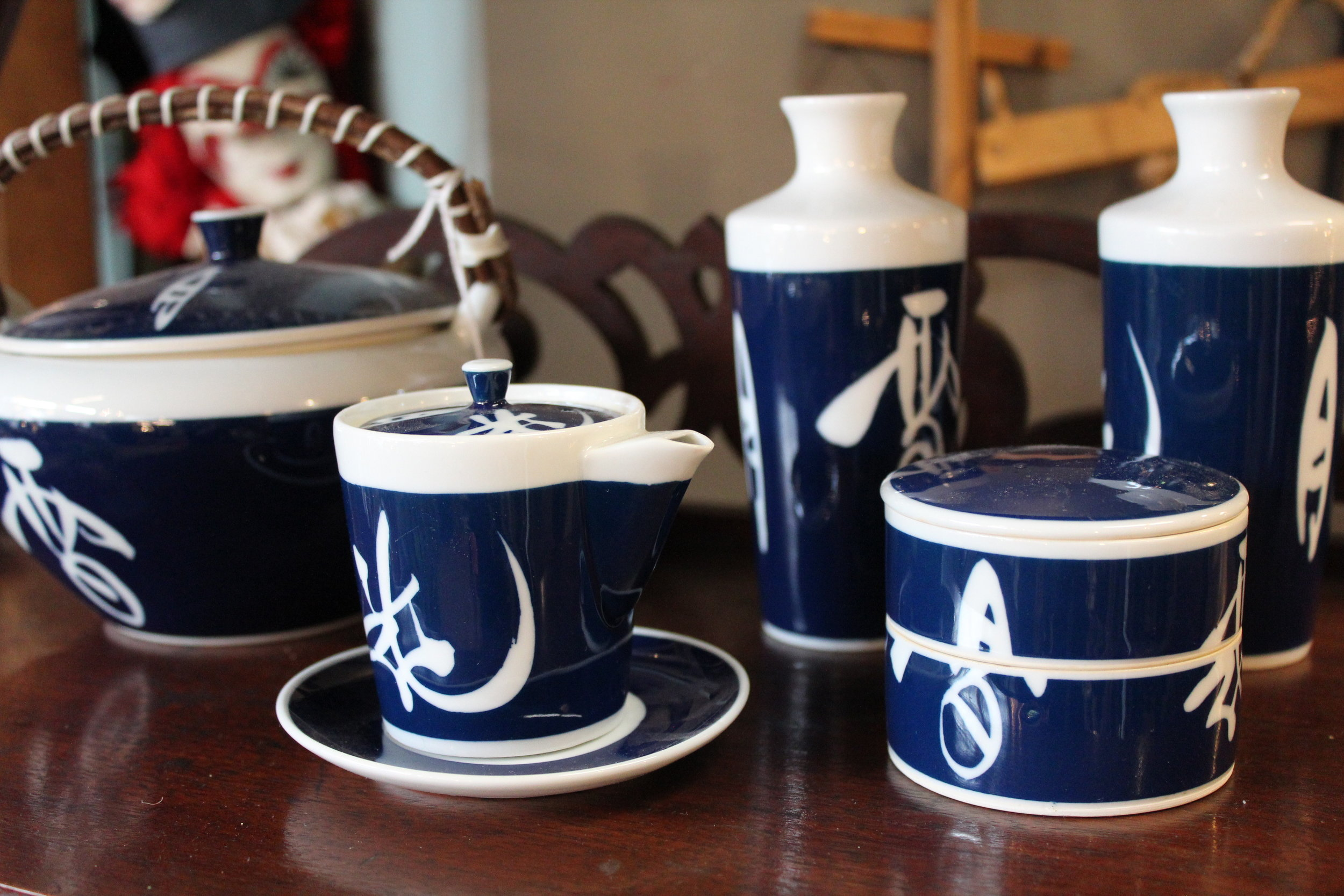 blue white asian tea set.JPG