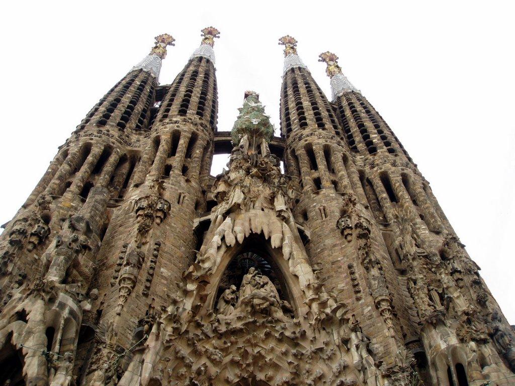 Sagrada Famiglia - Gaudi