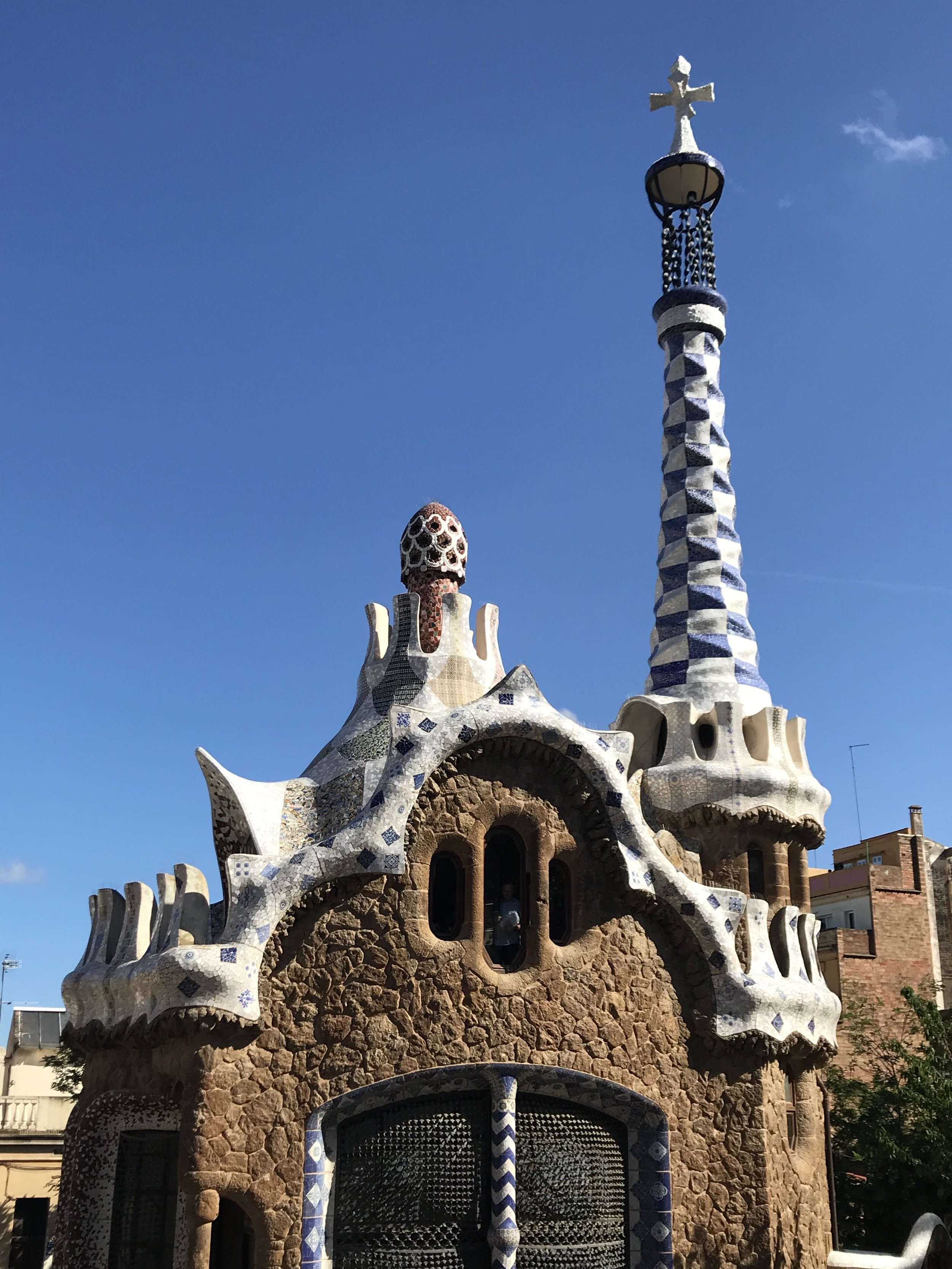 Gaudi's Parque Guell
