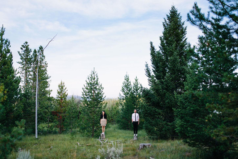 Matt + Ashley | Lincoln, Montana -- Votive Photography ➳ www.votivephotography.com