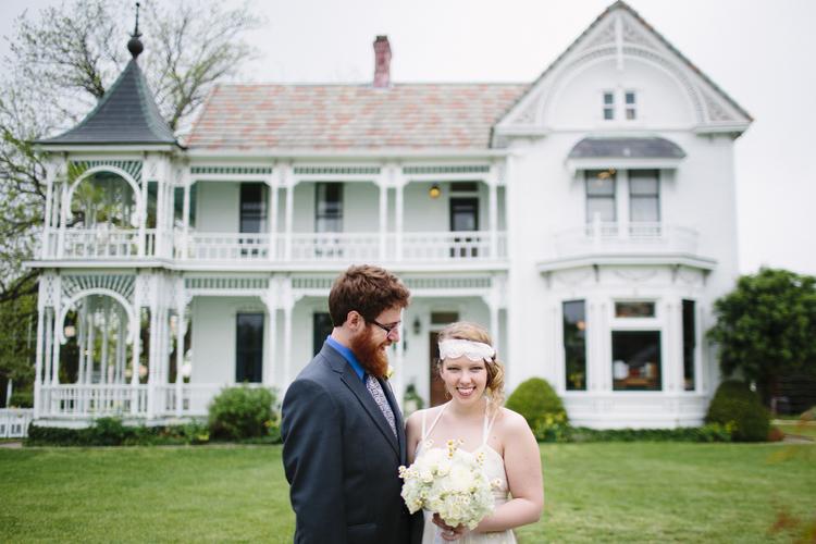 BARR MANSION WEDDING ➳ JENNA & NATHAN
