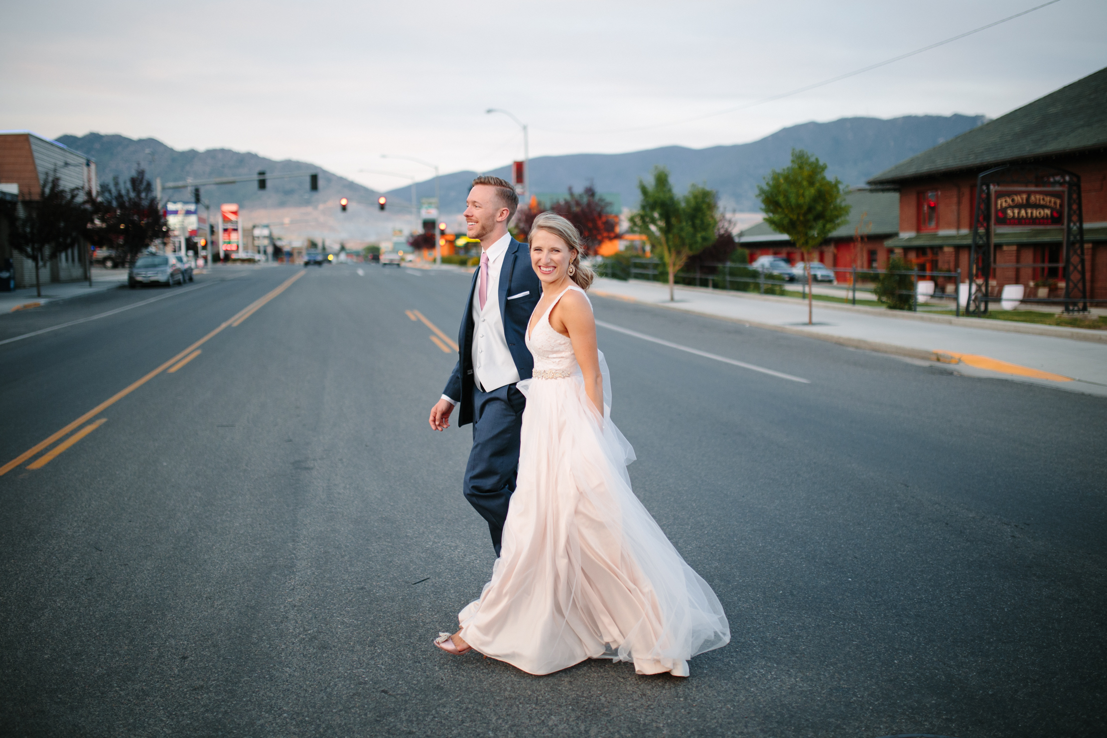 Butte Wedding Photographer