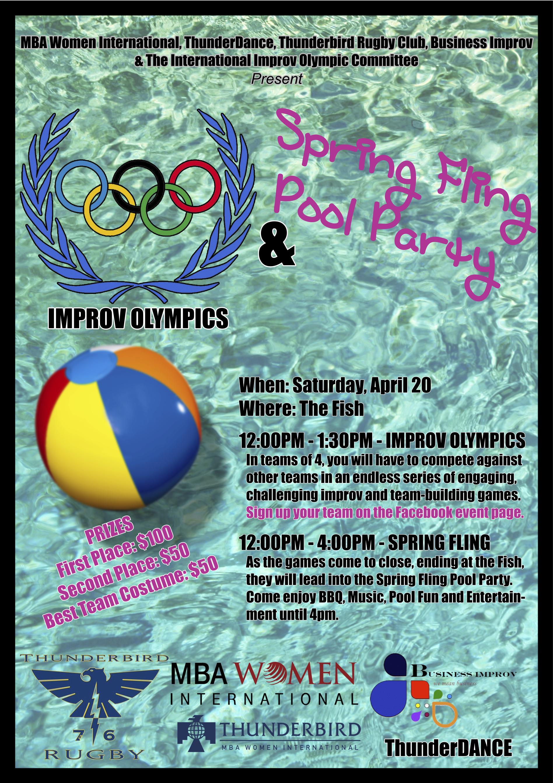 Improv Olympics