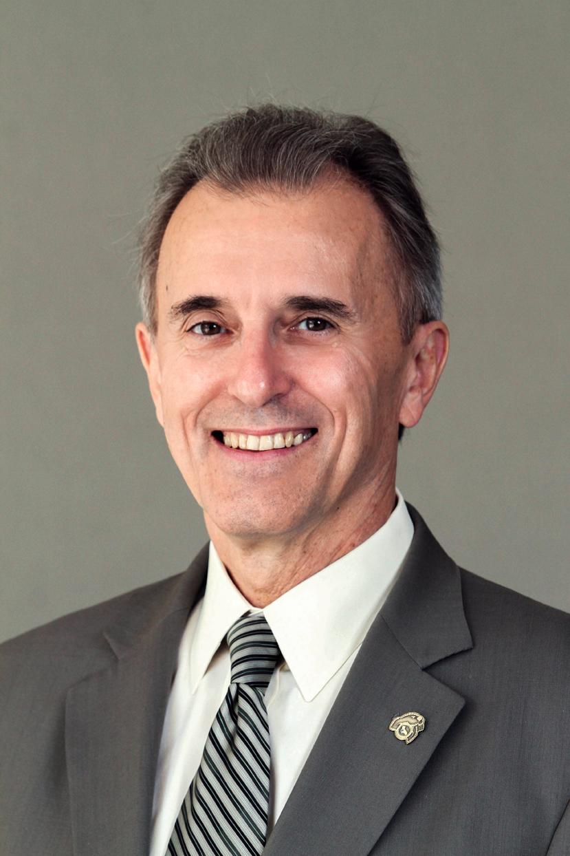 Eduardo M. Ochoa, Ph.D. - PresidentCalifornia State University, Monterey Bay