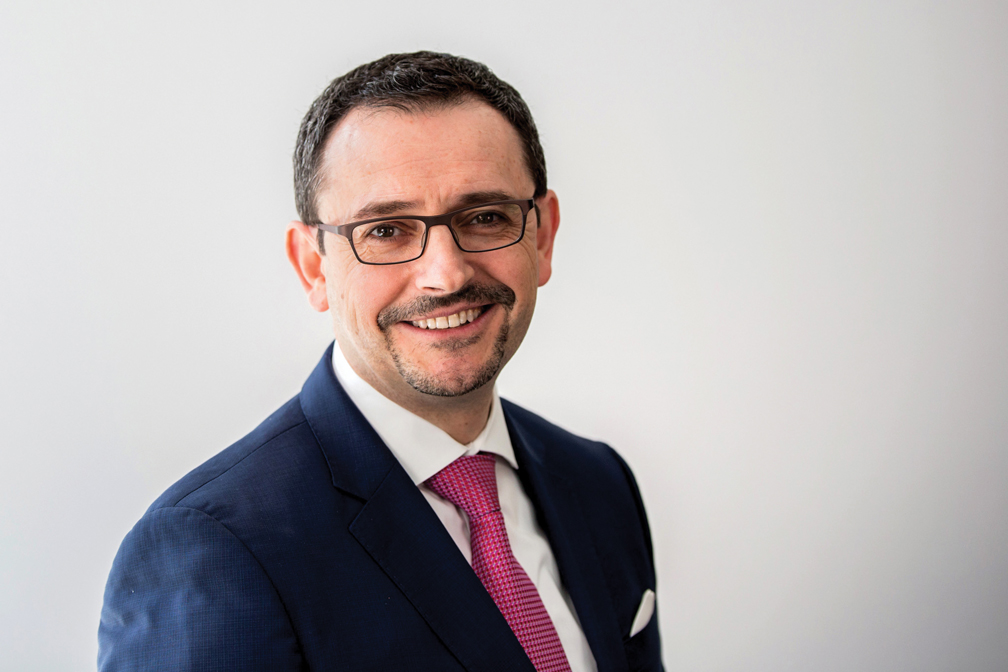 Jesus Mantas - Managing Partner and General ManagerIBM Cognitive Process Transformation, andChief Strategy Officer for IBM Global Business ServicesIBM