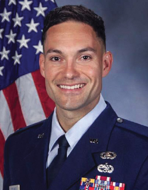 Capt. Jason W. Fischbach - Flight CommanderMission Support Flight Lead, Power Space & Cooling Engineer, 485th Intelligence SquadronU.S. Air Force